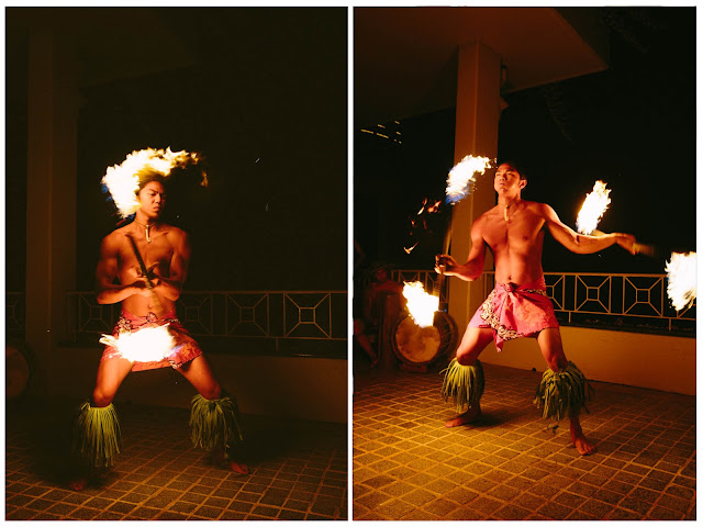 fire dancers, entertainment