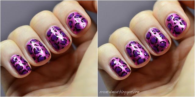 Fioletowa pantera