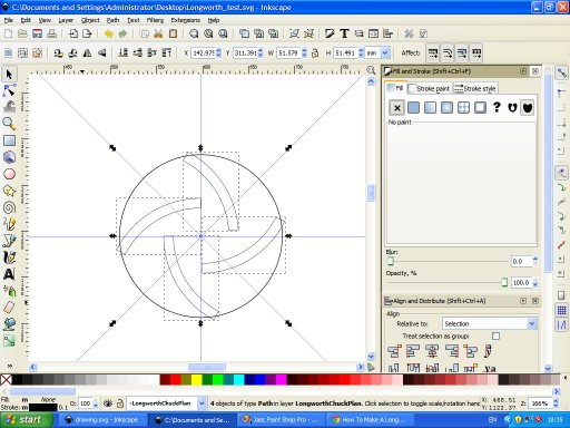 inkscape how to stop fill and stroke overlapping