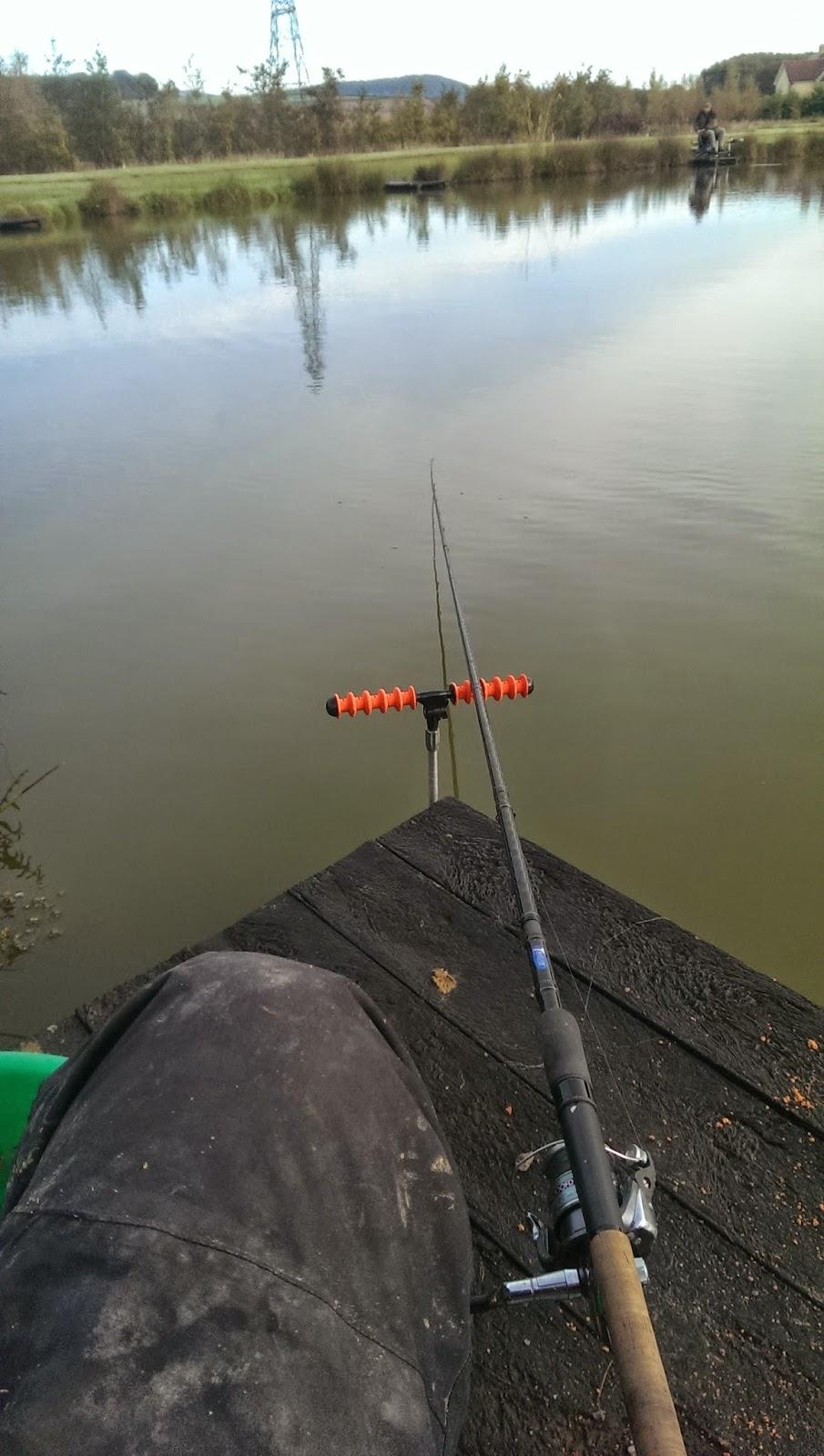 Trip 66 cefn mably bridge pond paul goes fishing for Fishing lakes near me