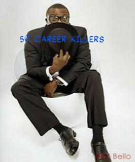 50 career killers by Ali Baba