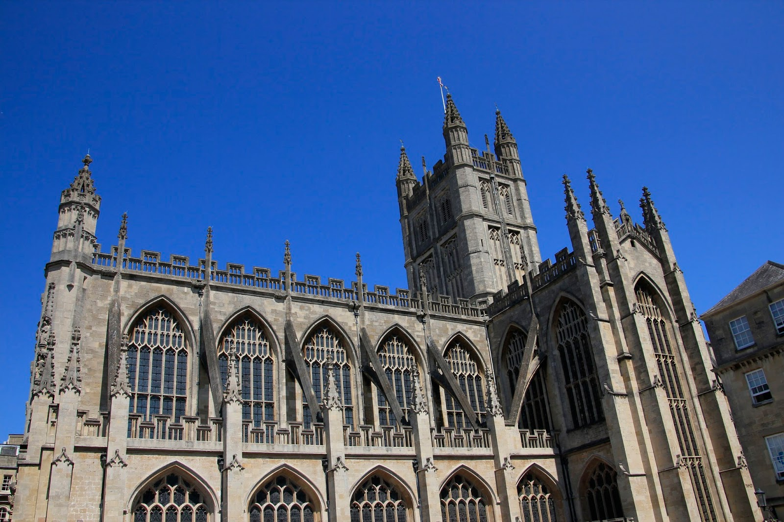 An Afternoon in Bath | picturesque postcards