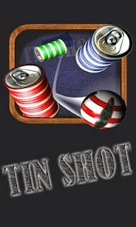 Screenshots of the Tin Shot for Android tablet, phone.