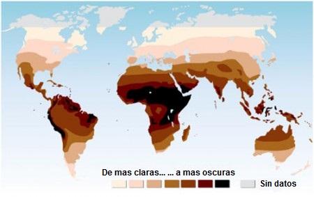 C mo evolucion el color de nuestra piel te interesa saber - Globalcolor burgos ...