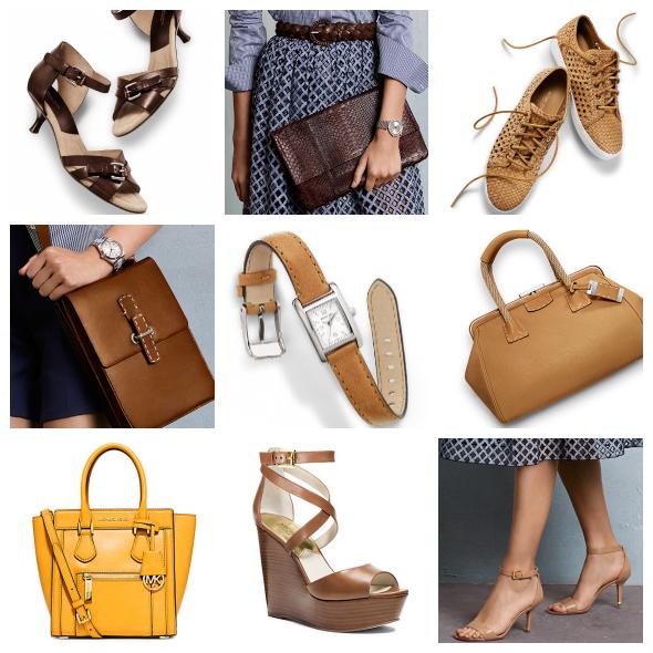 coleccion primavera verano 2015 de Michael Kors zapatos bolsos