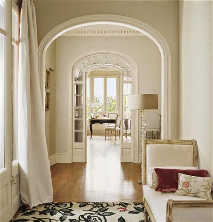 Pablo rivero interior design septiembre 2014 for Decorar entrada chalet