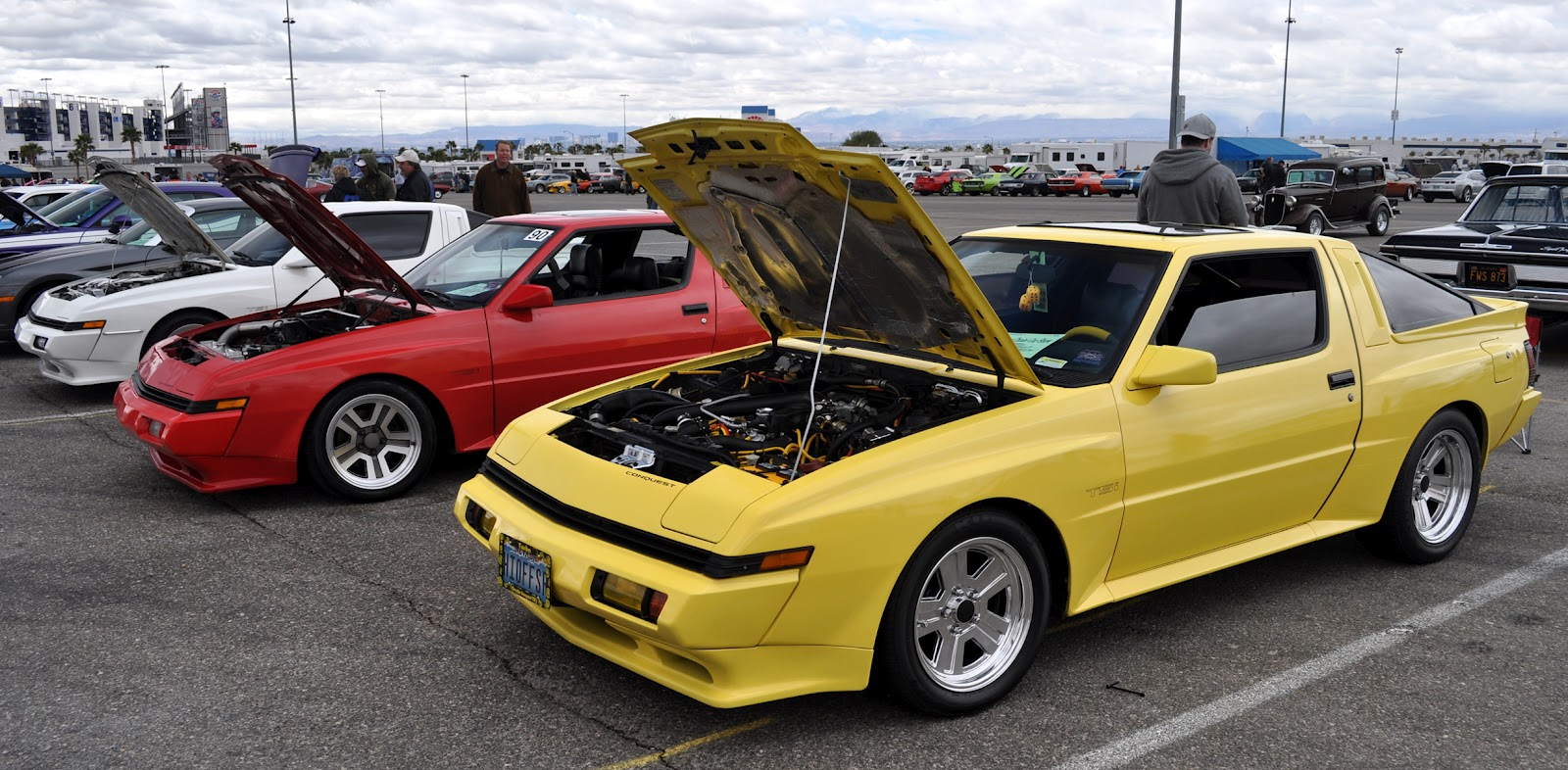 Classic Cars Authority Another Forgotten Mopar Model The Conquest Mitsubishi Starion Dodge Tsi Same As Sure But Anyway Fast From What I Heard A Turbo Blast
