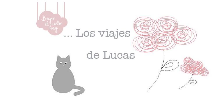 Los viajes de Lucas