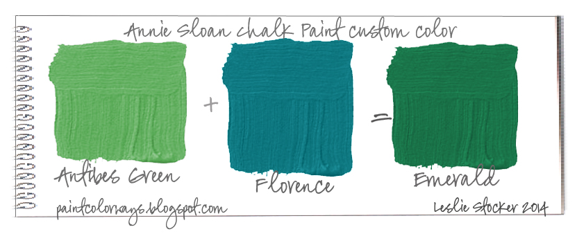 Colorways Chinoiserie Chalk Paint