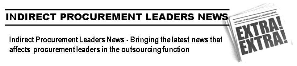 Indirect Procurement Leaders News