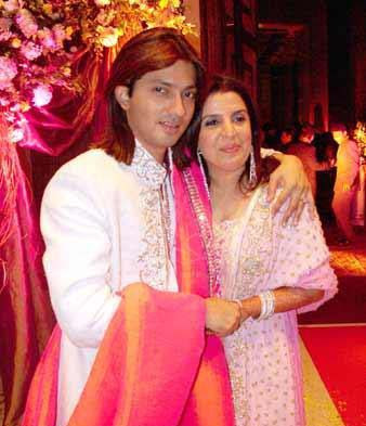Farah Khan Wedding Pictures