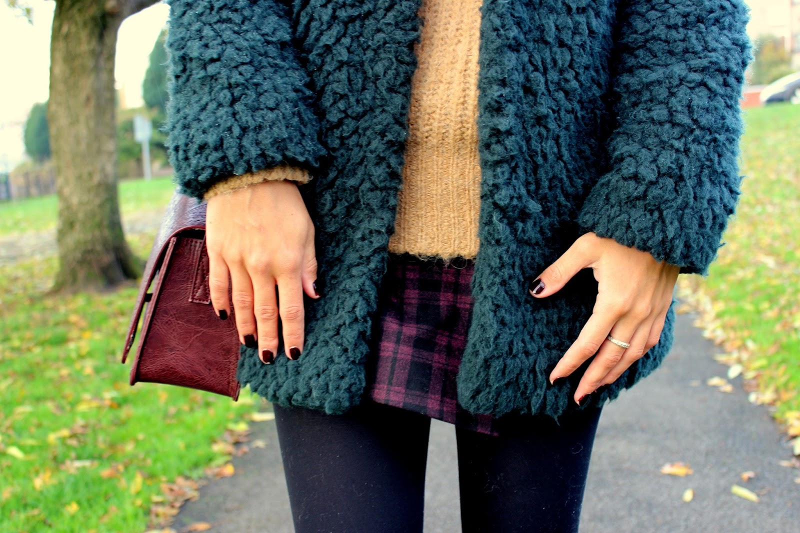 Autumn outfit of the day 2014