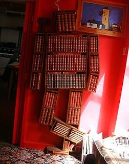 any amount of books bookshelf