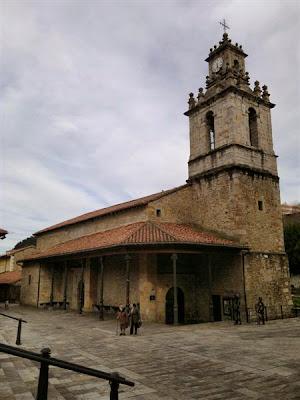 Iglesia de San Juan Bautista - Balmaseda