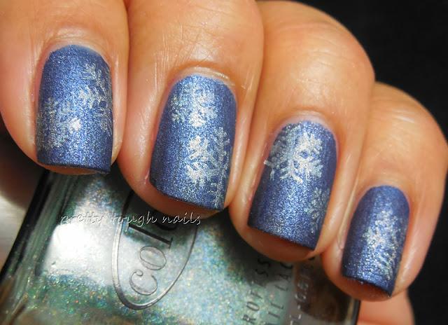 Snowflake Stamping