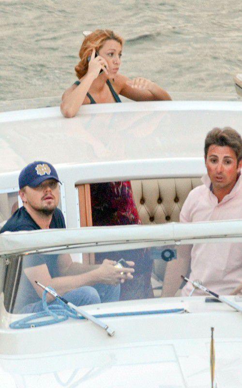 Weirdland Blake Lively Distressed Over Nude Photos With Leonardo