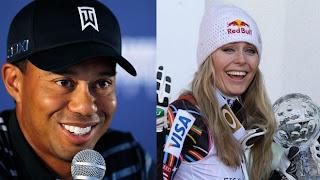 Tiger Woods, Lindsey Vonn Dating?