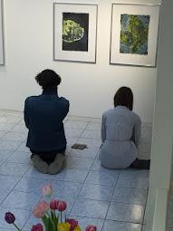 På museum