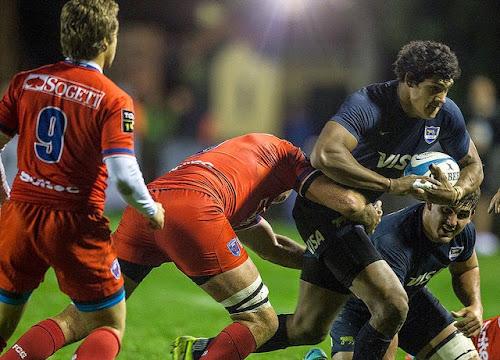 Los Pumas derrotaron a Grenoble