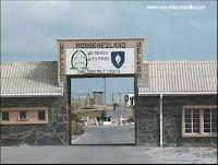 prison of robben Island