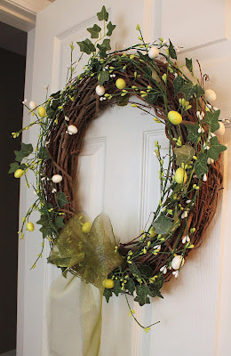 Spring Vine Wreath