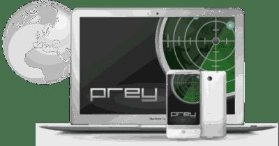 Download Software Prey Untuk Melacak/Menemukan Laptop dan Ponsel anda yang Hilang
