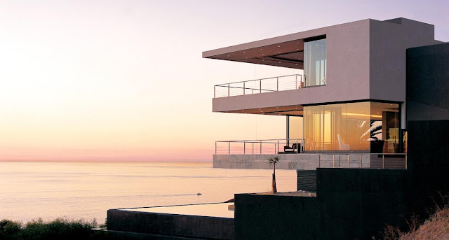 Inspiring Modern Home - Contemporary St Leon 10 Residence by SAOTA
