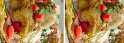 Resep Sarapan Sehat Dengan Omlet Spesial