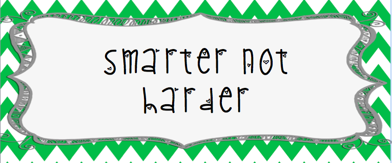 Smarter Not Harder SNH