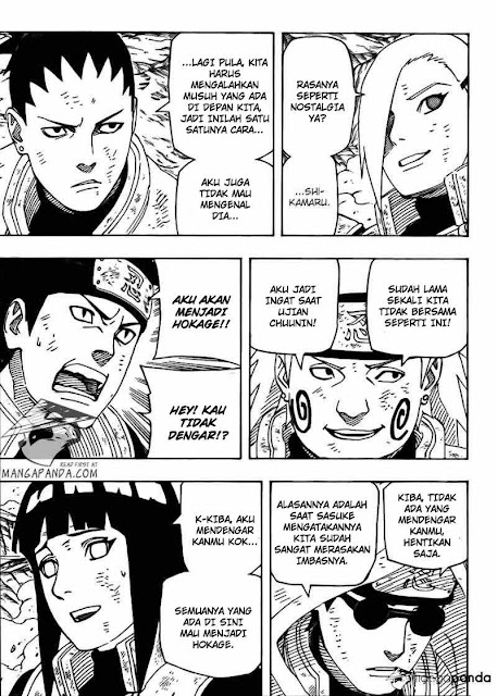 "Download Komik Naruto Chapter 632 ""Ledakan"" Bahasa Indonesia"