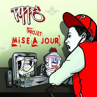 Popps - Mise A Jour (2015)