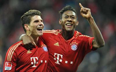 Bayern Munich 3 - 0 FC Cologne (2)