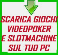 Video poker e slomachine