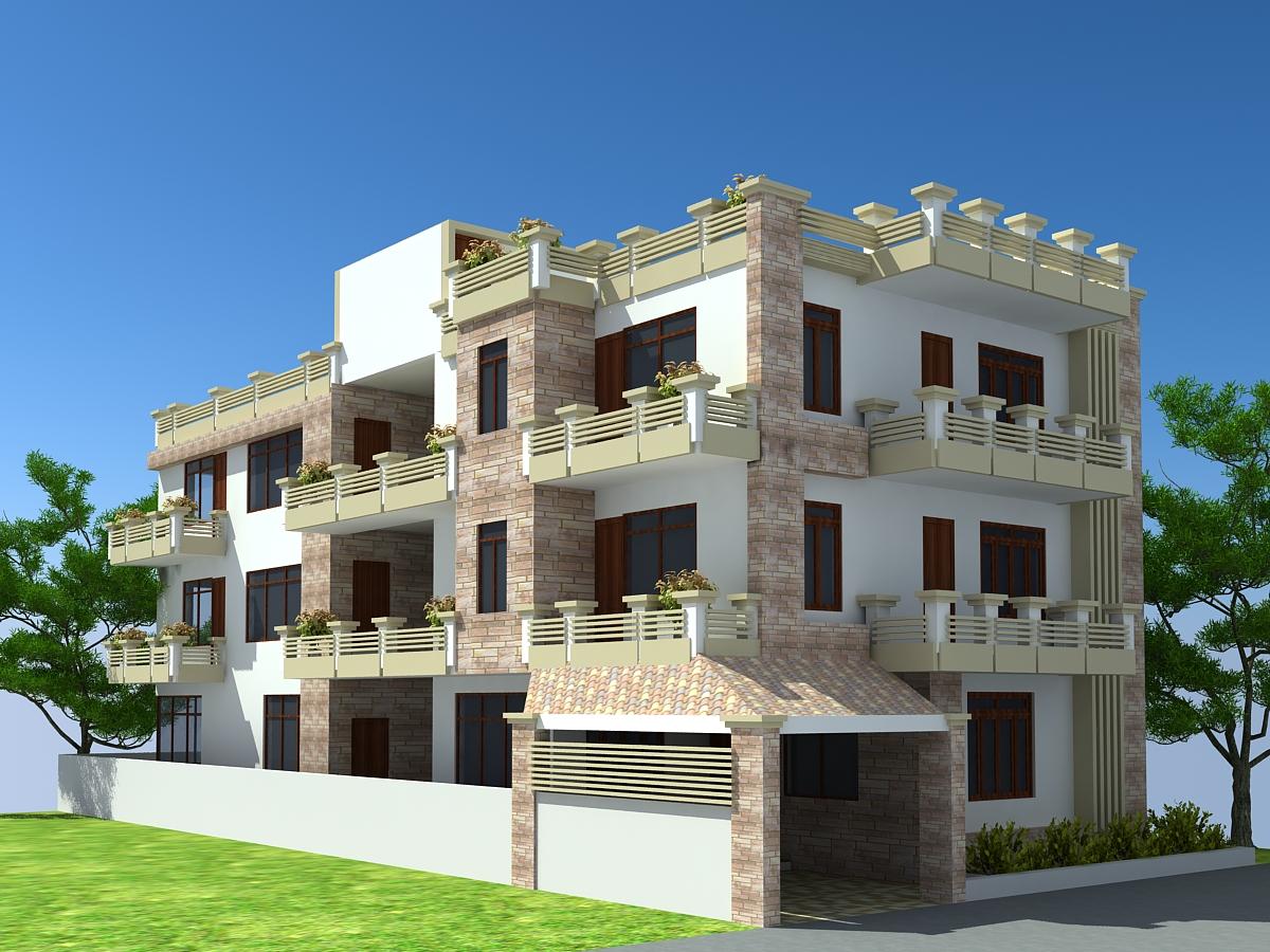 Apnaghar House Design: Joy Studio Design Gallery