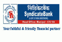 SYNDICATE BANK: Call Letter Out