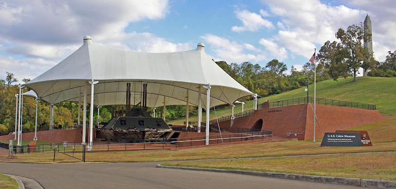 U.S.S. Cairo Museum, Vicksburg Military Park