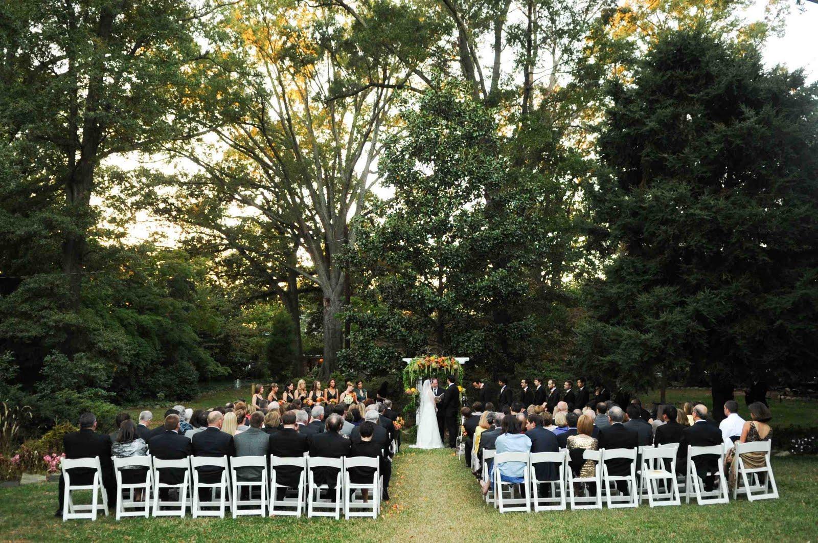 october charlotte wedding at the vanlandingham estate orangerie