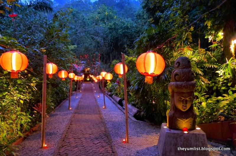 Villa Samadhi, Luxury Retreat, Kuala Lumpur