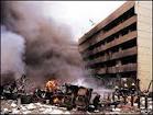BOMING ON NAIROBI CITY.