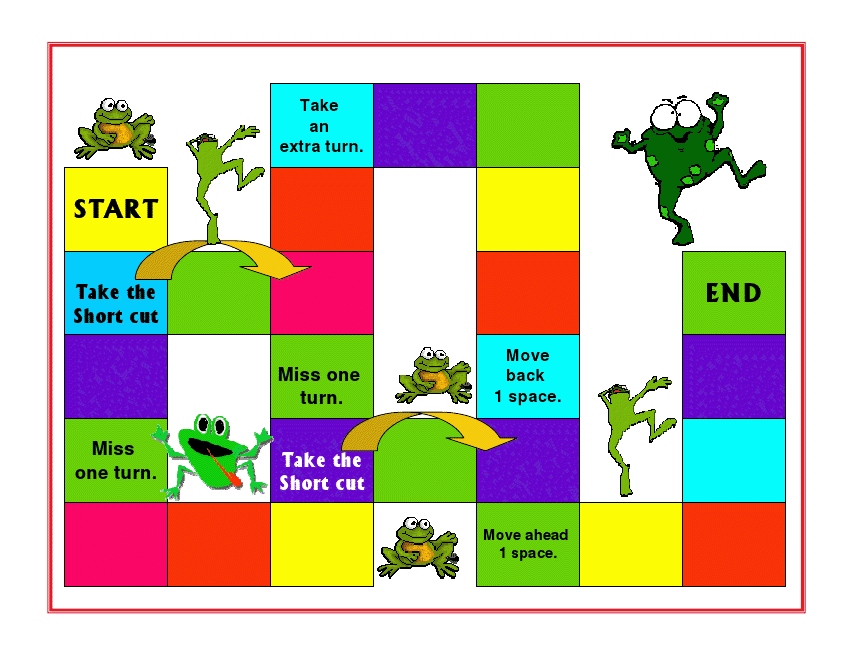 Adventures of Teaching: Text Feature Game