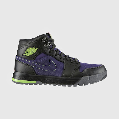 Air Jordan 1 Trek Men's Shoe # 616344-505
