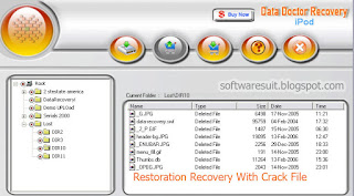 Restoration Data Recovery Tool Crack Keygen Patch Free Download