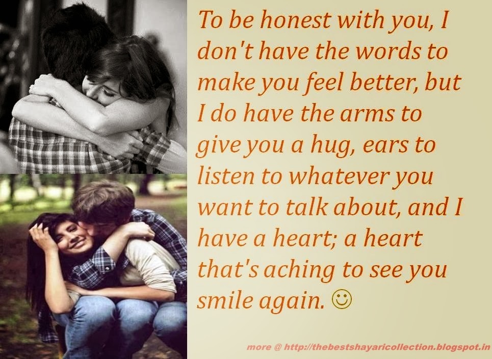 What Each Hug Means Quotes Love quotes quotes hug and
