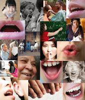 La multitud de lenguas representa las distintas formas de relacionarse con el mundo, en función de cada forma local de hacerlo