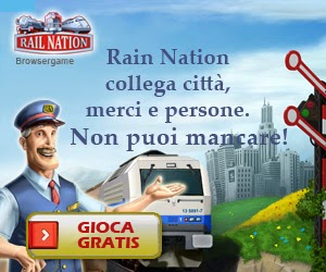Rail Nation ITA, il browser game sui treni