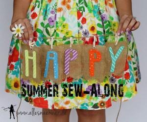 Nähen im Sommer