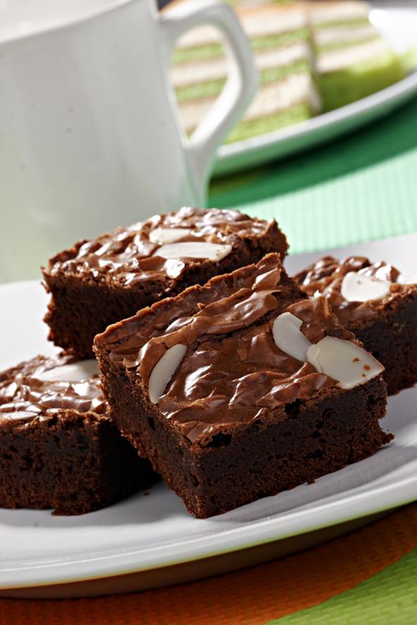 Brownies Collyridam: Macam-macam Brownies