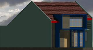 rumah sederhana minimalis type 80