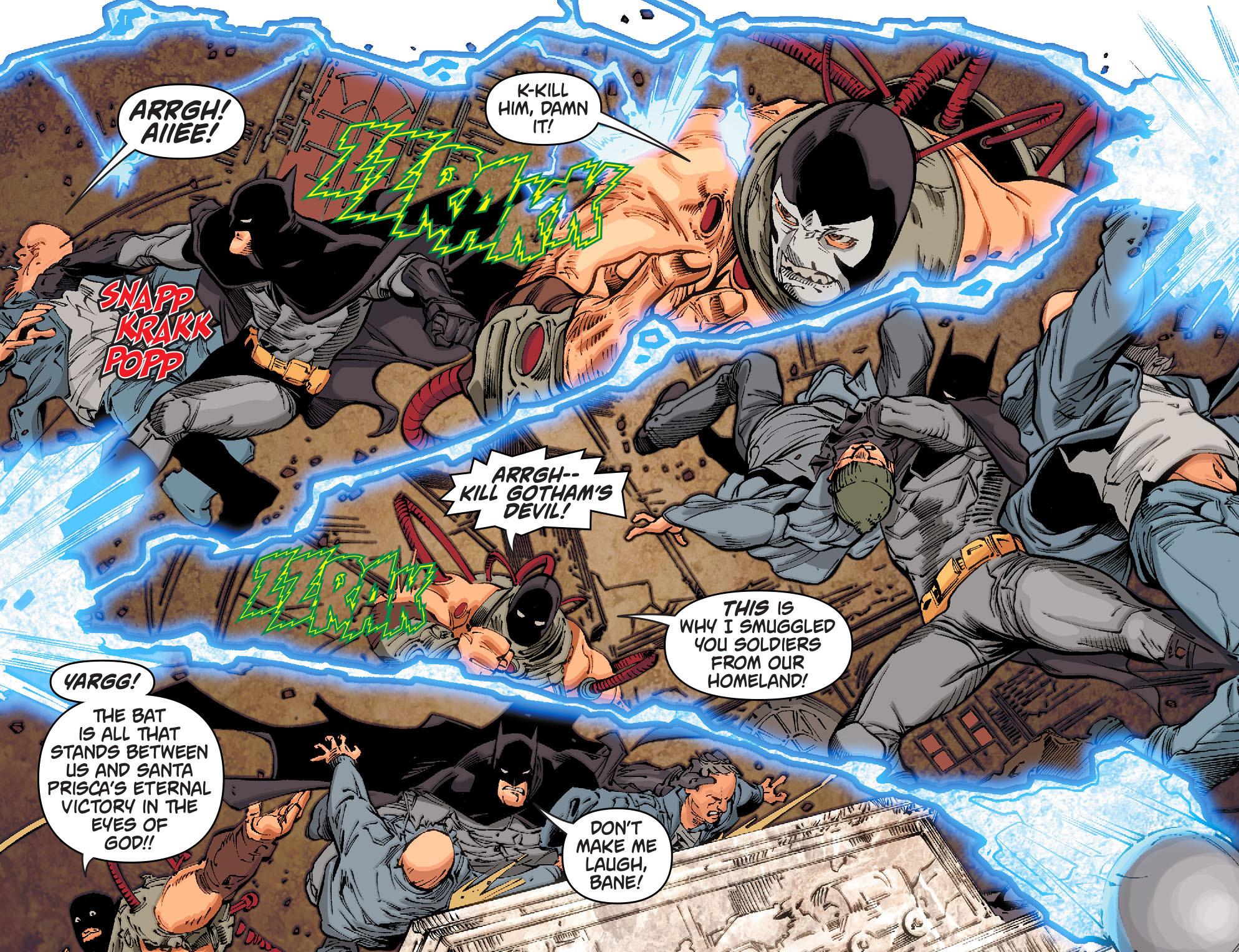 Batman: Arkham Knight [I] Issue #18 #20 - English 6