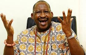 Patrick Obahiagbon's Congratulatory Message To The Super Eagles - Hold ya bele oh! lol